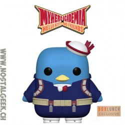 Funko My Hero Academia x Hello Kitty Tuxedosam Todoroki (Metallic) Exclusive Vinyl Figure