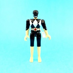 Power Rangers Black Ranger second hand action figure (Loose)