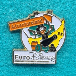 Pin's Euro Disney Adventureland d'occasion (Loose)