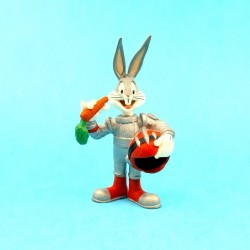 Looney Tunes Bugs Bunny pilot second hand figure (Loose)