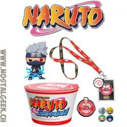 Funko Pop Naruto Shippuden Kakashi Noodle Box Edition Limitée