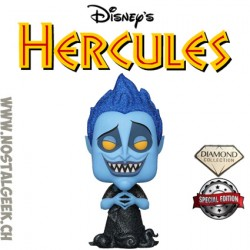 Funko Pop Disney Hercules - Hades Glitter Exclusive Vinyl Figure