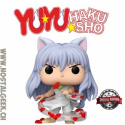 Funko Pop Animation Yu Yu Hakusho Yoko Kurama Exclusive Vinyl Figure