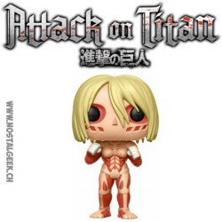 Funko Pop! Animation L'Attaque des Titans - Female Titan 15 cm