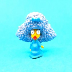 The Simpsons Selma Patty Maggie Simpson second hand figure (Loose)