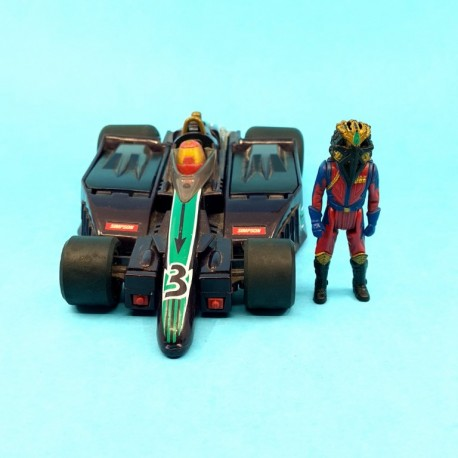 M.A.S.K. Buzzard with Maximus Mayhem second hand action figure (Loose)