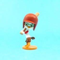 Disney Chicken Little Cluck Baseball second hand figure (Loose)