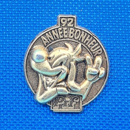 Pif 92 Année Bohneur second hand Pin (Loose)