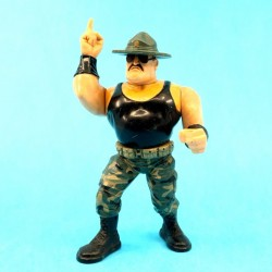 WWF Catch Sgt. Slaughter Figurine Articulée d'occasion (Loose)