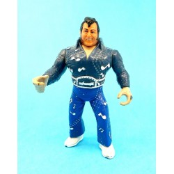 WWF Catch The Honky Tonk Man Figurine Articulée d'occasion (Loose)