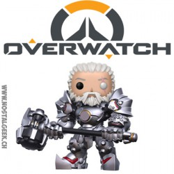 Funko Pop! 15 cm Game Overwatch Reinhardt Exclusive