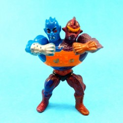 Masters of the Universe (MOTU) Two Bad' flat back' second hand action figure