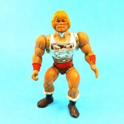 Les Maître de l'Univers (MOTU) Musclor / He-Man Flying Fists Figurine articulée d'occasion
