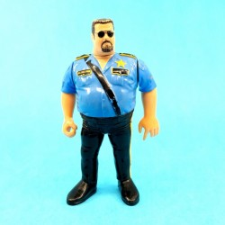WWF Catch Big Boss Man Figurine Articulée d'occasion (Loose)