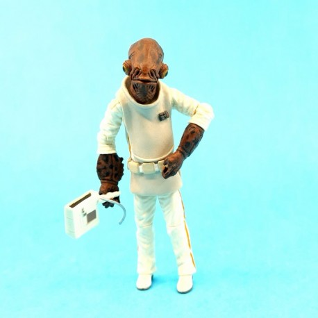 Star Wars Admiral Ackbar second hand figure (Loose)