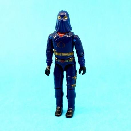 G.I.Joe Hooded Cobra Commander second hand Action figure (Loose)