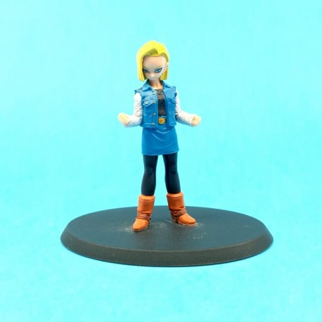 Dragon Ball Android 18 second hand Figure (Loose)