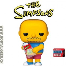 Funko Pop The Simpsons NYCC 2020 Comics Book Guy Edition Limitée
