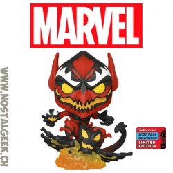 Funko Pop Marvel NYCC 2020 Red Goblin Exclusive Vinyl Figure