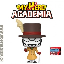 Funko Pop NYCC 2020 My Hero Academia Mr. Compress Exclusive Vinyl Figure