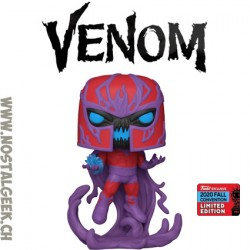 Funko Pop Marvel NYCC 2020 Venomized Magneto Edition Limitée