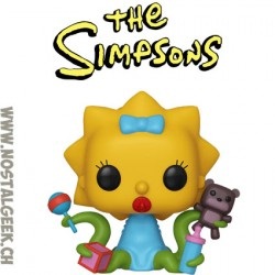 Funko Pop The Simpsons Alien Maggie Vinyl Figure