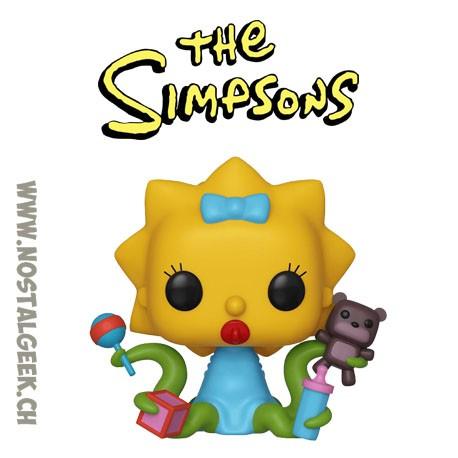 Funko Pop The Simpsons Alien Maggie Vinyl Figure