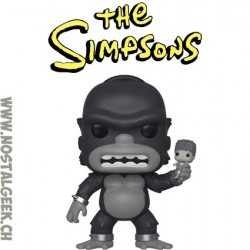 Funko Pop The Simpsons King Homer Vinyl Figure