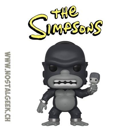 Funko Pop The Simpsons King Homer Vinyl Figure