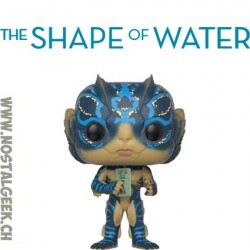 Funko Pop Movies The Shape of Water Amphibian Man (with Card) Vinyl Figure