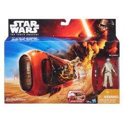 Star Wars The Force Awakens Rey's Speeder (Jakku) Hasbro