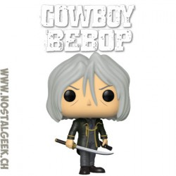 Funko Pop Animation Cowboy Bebop Vicious Vinyl Figure