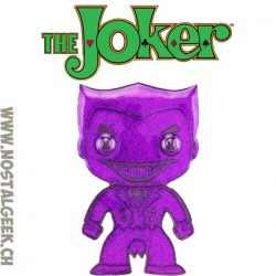 Funko Pop Pin DC The Joker (Purple) Chase Limited Enamel Pin