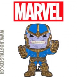 Funko Pop Pin Marvel Thanos Enamel Pin