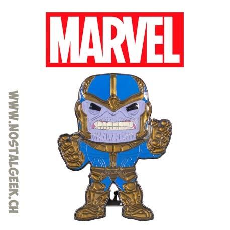 Funko Pop Pin Marvel Thanos Enamel Pin