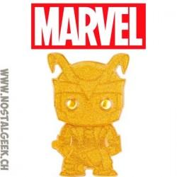 Funko Pop Pin Marvel Loki (Gold) Chase