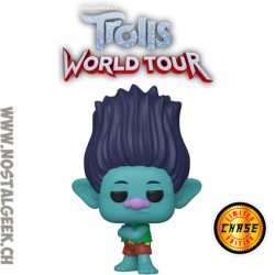 Funko Pop Trolls World Tour Branch Chase Edition Limitée