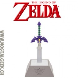 Legend of Zelda Master Sword Lampe