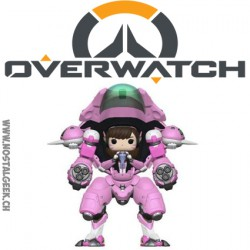 Funko Funko Pop! 15 cm Game Overwatch D.VA & Meka