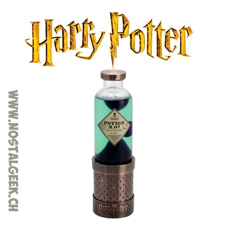 Harry Potter Candle Lava Lamp