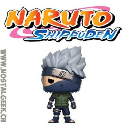 Funko Pop Anime Manga Naruto Shippuden Kakashi damaged box