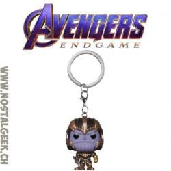Funko Pop Pocket Avengers Thanos Porte-clés