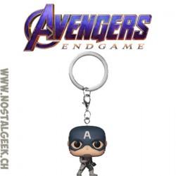 Funko Pop Pocket Avengers Captain America Porte-clés