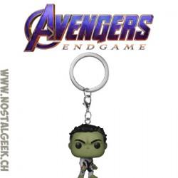 Funko Pop Pocket Avengers Hulk Keychain Vinyl Figure