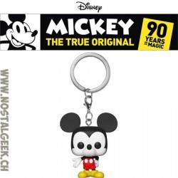Funko Pop Pocket Disney Mickey Mouse Keychain Vinyl Figure