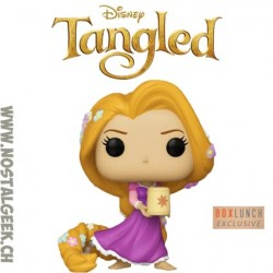 Funko Pop Disney Rapunzel with Lantern Vinyl Figure