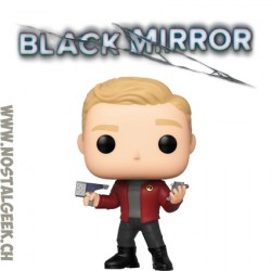 Funko Pop Black Mirror Robert Daly S04 E01 (USS Callister)