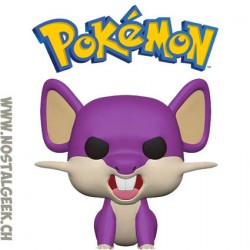 Funko Pop Pokemon Rattata Vinyl Figure