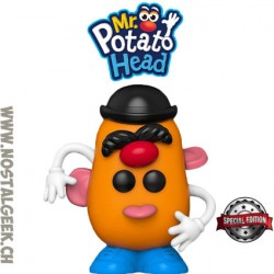 Funko Pop Retro Toys Mr. Potato Head (Mixed Face) Edition Limitée