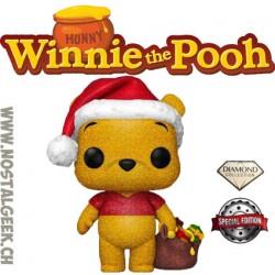 Funko Pop Disney Holiday Winnie the Pooh Glitter Edition Limitée